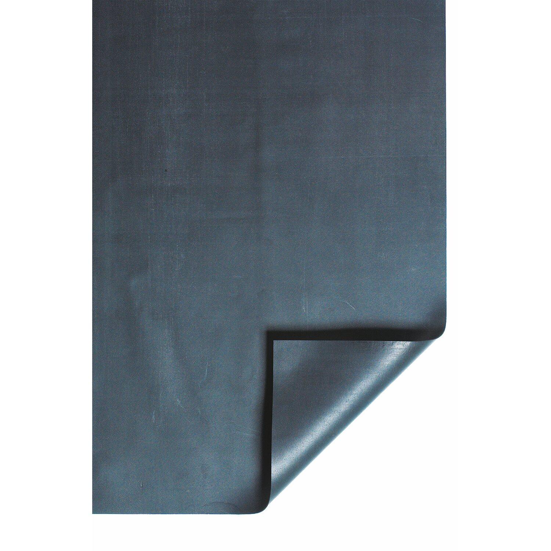 Atemberaubend Heissner PVC Teichfolie Schwarz 1 mm Stärke 4 m Breite kaufen bei OBI #GM_64