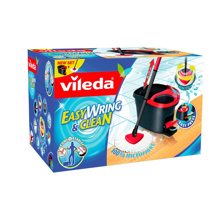 Vileda Easy Wring & Clean Wischmop-Set