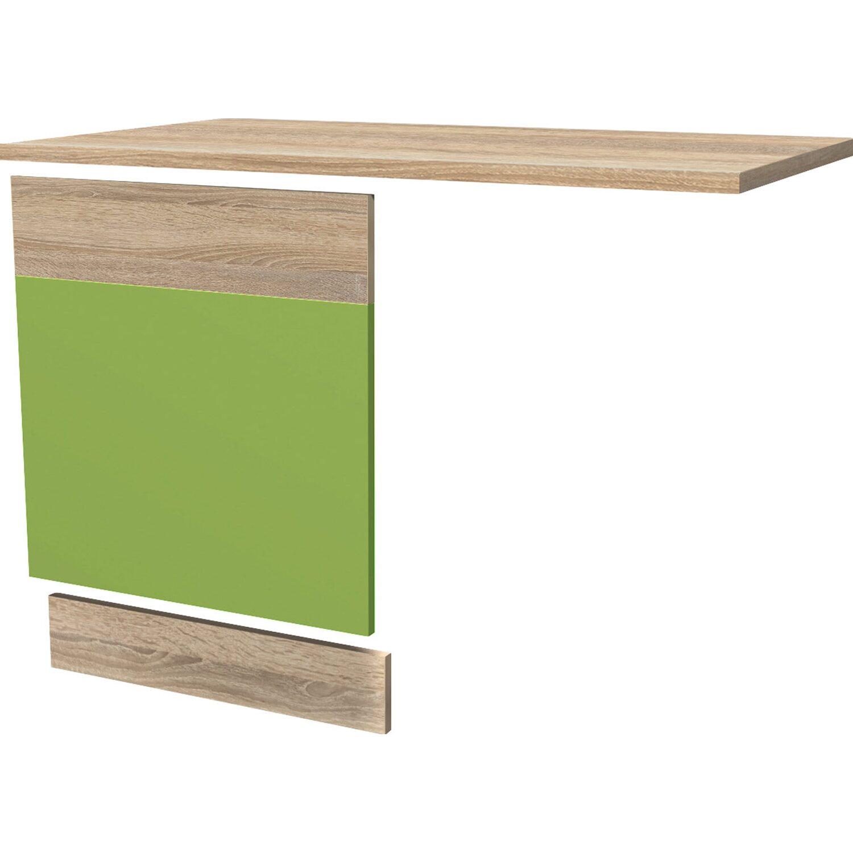 Flex Well Classic Flex-Well Classic Geschirrspüler-Paket vollintegr. Flexia Avocado-Sonoma Eiche