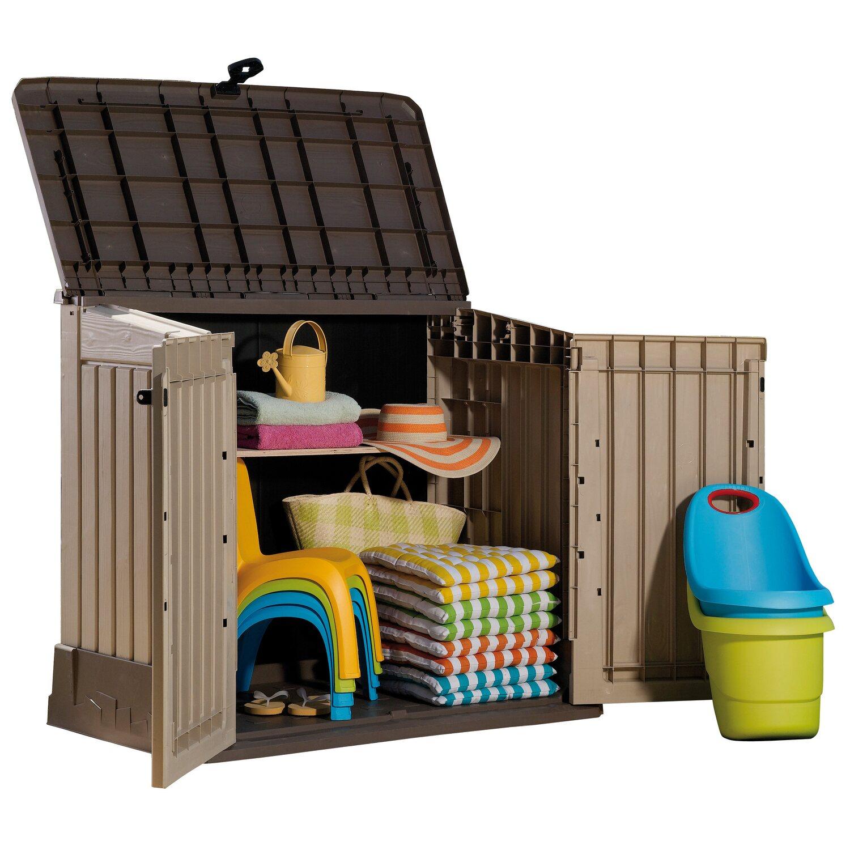 Mülltonnen /& Aufbewahrungsbox 2 Mülltonnen
