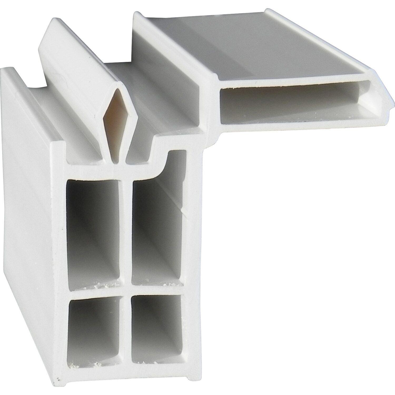 Anschlussprofil für Fensterbank 1350 mm