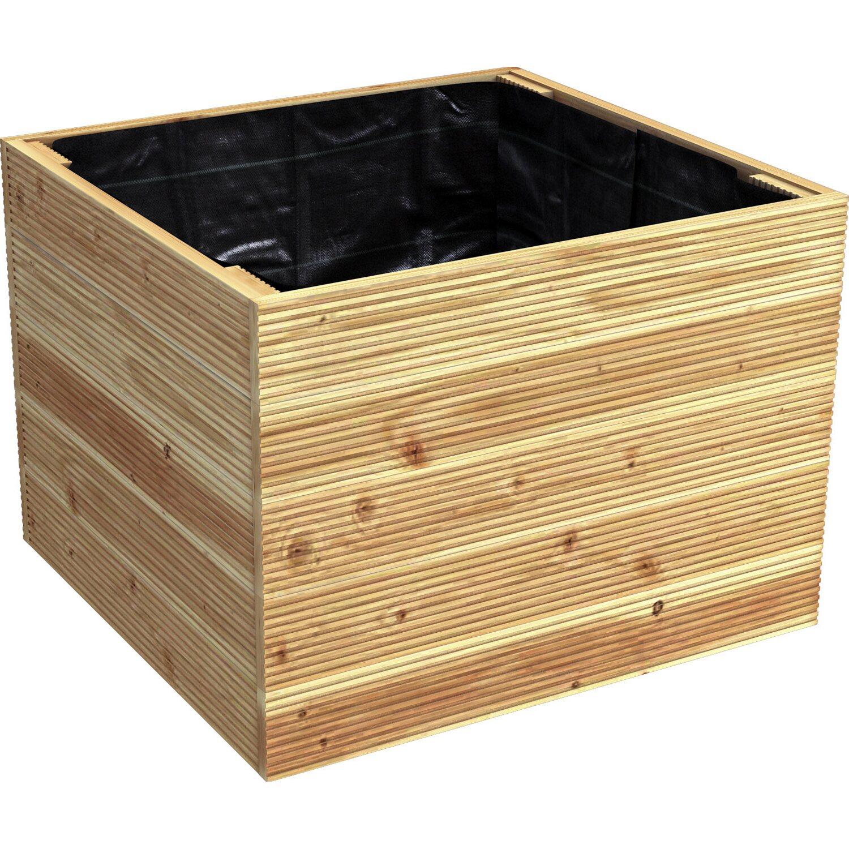 grundelement hochbeet douglasie kaufen bei obi. Black Bedroom Furniture Sets. Home Design Ideas