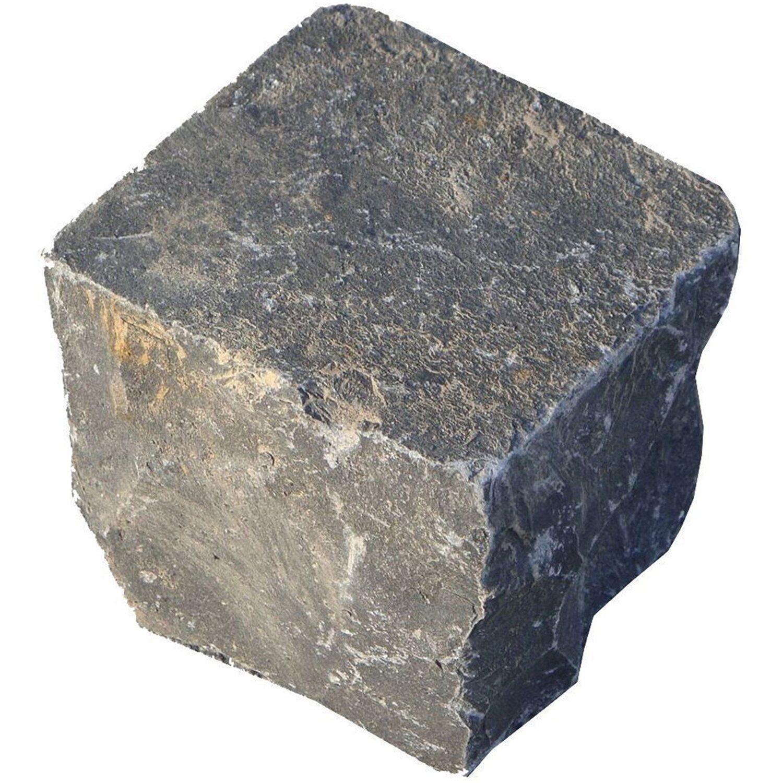 Basalt-Pflaster lose 9 cm x 9 cm