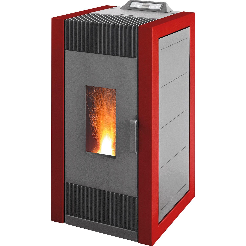 Blaze  Pelletofen ES 12 Rot