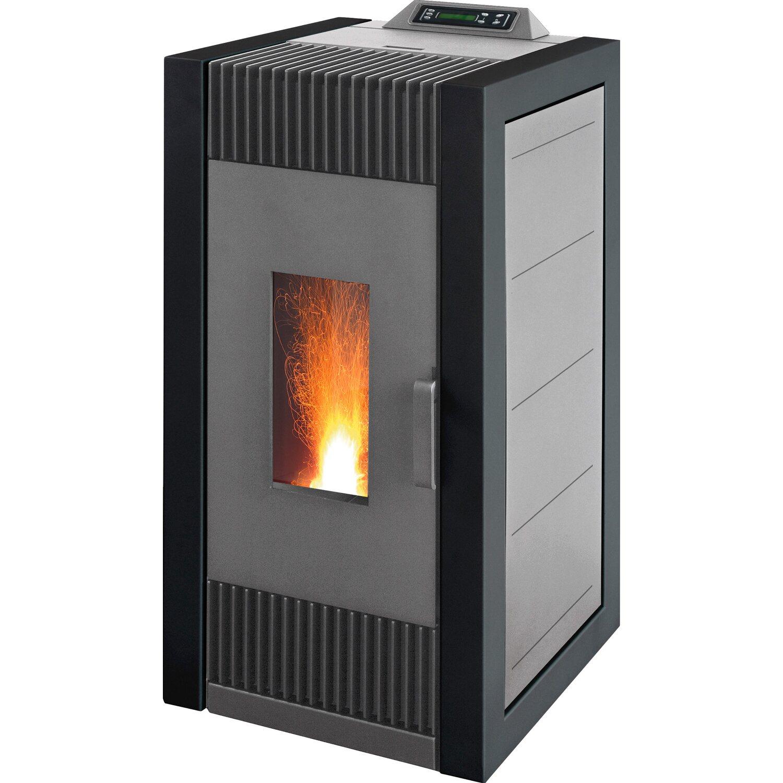 Blaze  Pelletofen ES 16 Schwarz