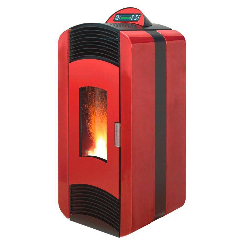 Blaze  Pelletofen Extra 12 Rot