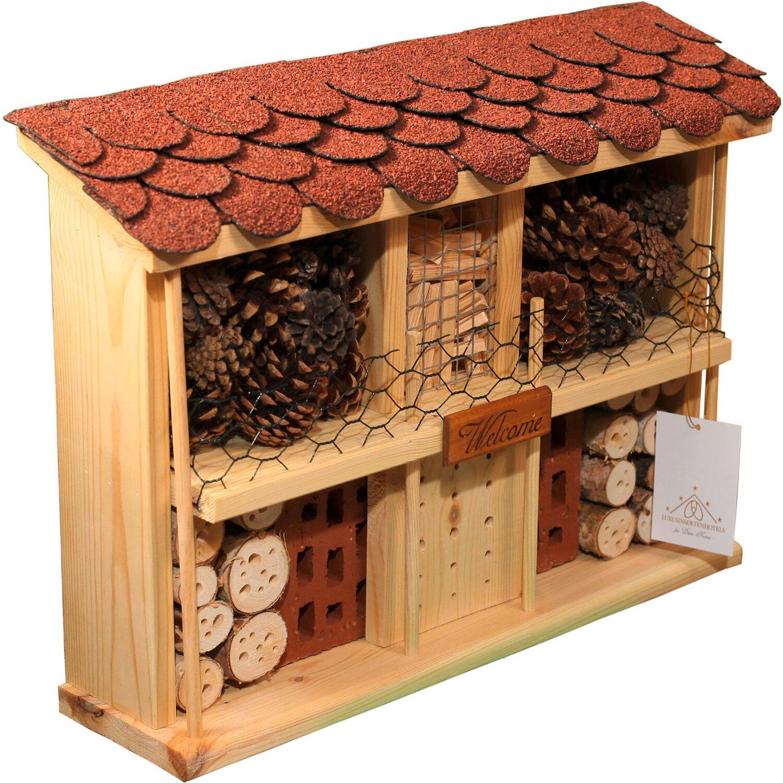 dobar insektenhotel bausatz landhaus komfort kaufen bei obi. Black Bedroom Furniture Sets. Home Design Ideas