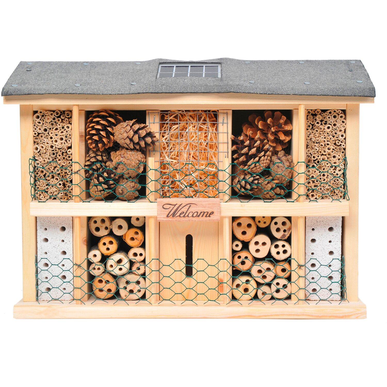 dobar solar insektenhotel landsonne kaufen bei obi. Black Bedroom Furniture Sets. Home Design Ideas