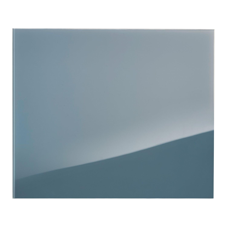glas k chenr ckwand 60 cm x 50 cm hellgrau kaufen bei obi. Black Bedroom Furniture Sets. Home Design Ideas