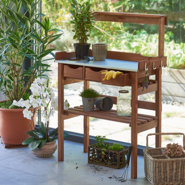 best of home pflanztisch 112 cm x 78 cm x 38 cm kaufen bei obi. Black Bedroom Furniture Sets. Home Design Ideas