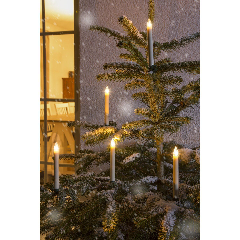 konstsmide led baumbeleuchtung 10 kabellose wei e kerzen kaufen bei obi. Black Bedroom Furniture Sets. Home Design Ideas
