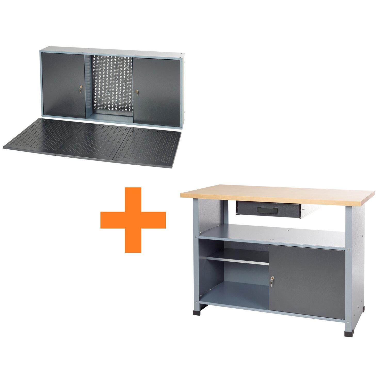 Werkbank Spar-Set 120 cm kaufen bei OBI