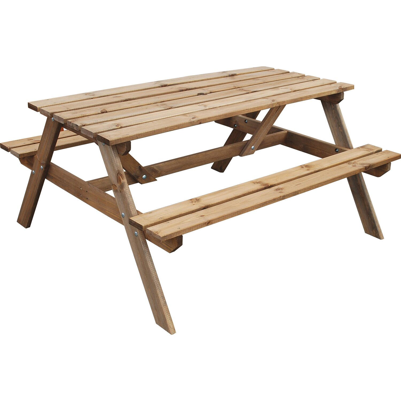 Picknick-Tisch Braun kaufen bei OBI