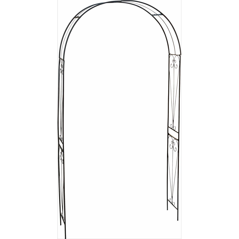 cmi rosenbogen 250 cm schwarz kaufen bei obi. Black Bedroom Furniture Sets. Home Design Ideas