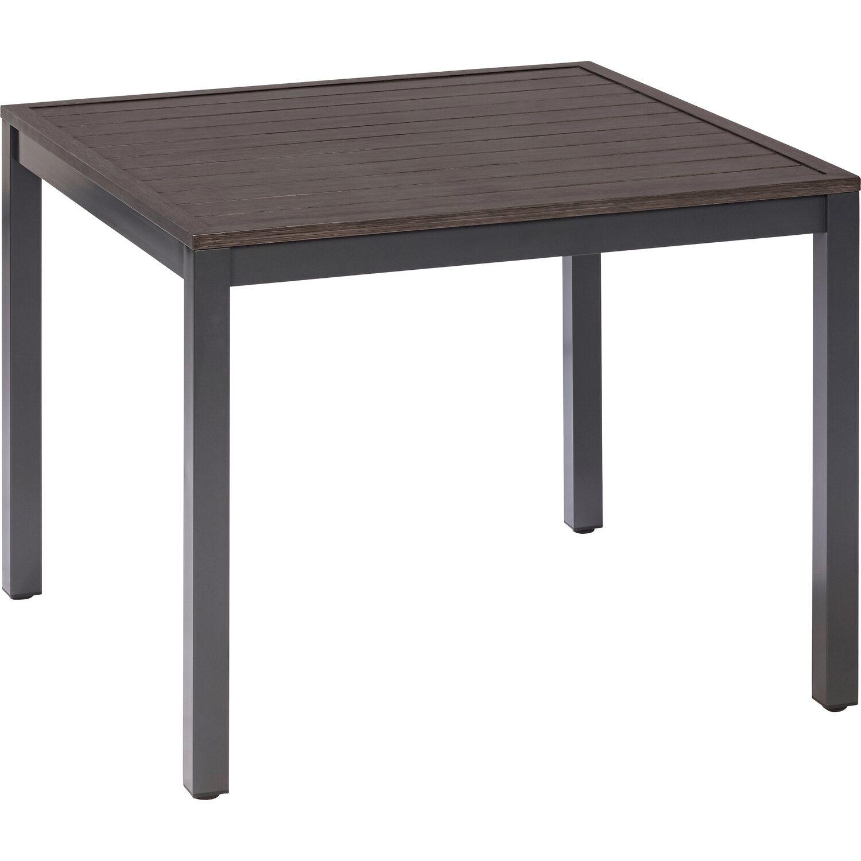 obi tisch leesburg 97 x 97 cm kaufen bei obi. Black Bedroom Furniture Sets. Home Design Ideas