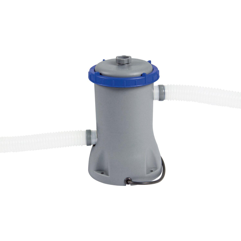 Bestway 530 gal flowclear filterpumpe kaufen bei obi for Bestway obi