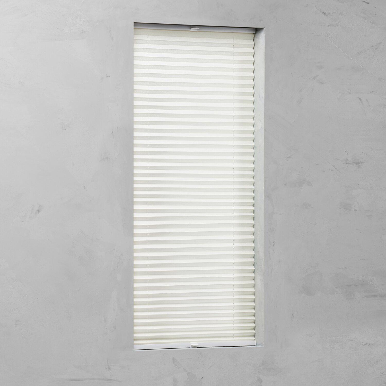 Cocoon Plissee Tageslicht 20 Mm Creme 75 Cm X 220 Cm Kaufen Bei Obi