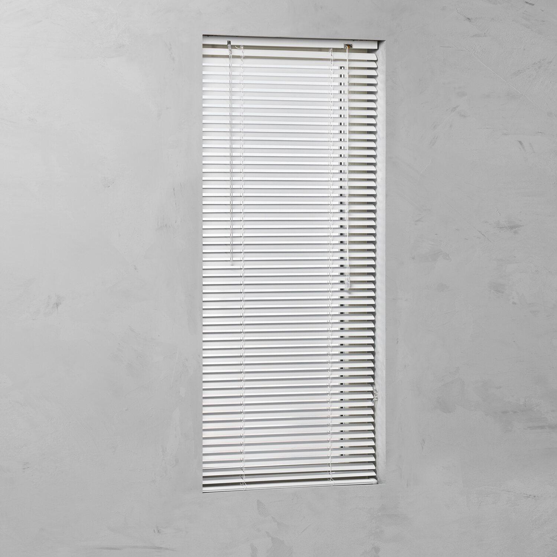 geringster Preis geeignet für Männer/Frauen niedrigerer Preis mit Cocoon Alu-Jalousie 25 mm Weiß 180 cm x 175 cm kaufen bei OBI