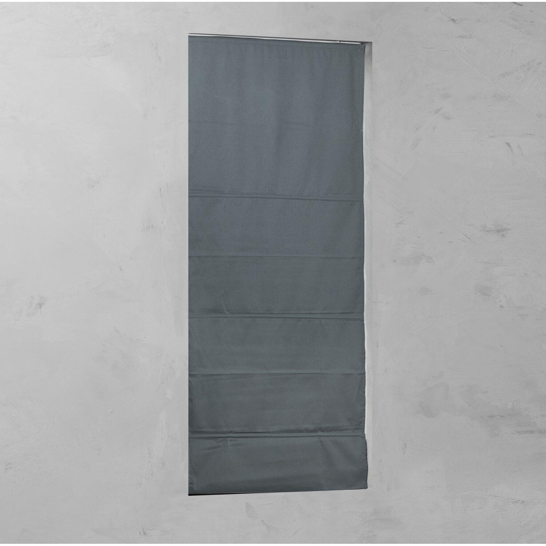 cocoon raffrollo verdunklung 25 mm dunkelgrau 100 cm x 170 cm kaufen bei obi. Black Bedroom Furniture Sets. Home Design Ideas