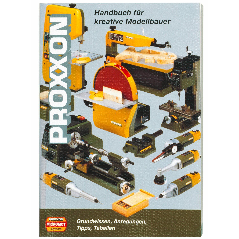 Proxxon Modellbauhandbuch