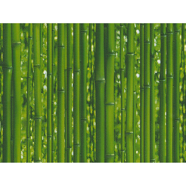 AS Creation A.S. Creation Papiertapete Dekora Natur Bambus Grün