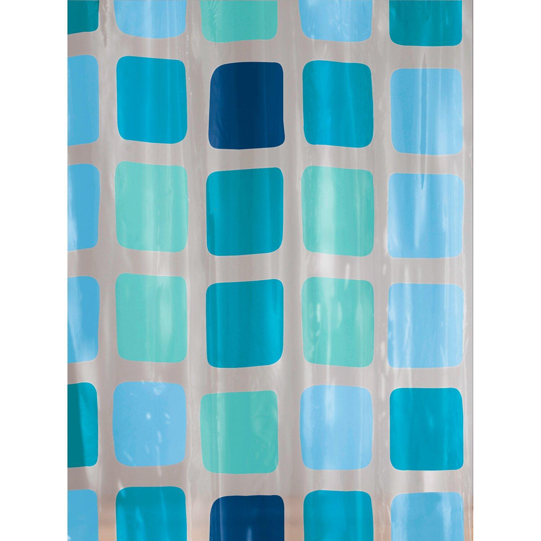 obi duschvorhang mary 120 cm x 200 cm blue kaufen bei obi. Black Bedroom Furniture Sets. Home Design Ideas