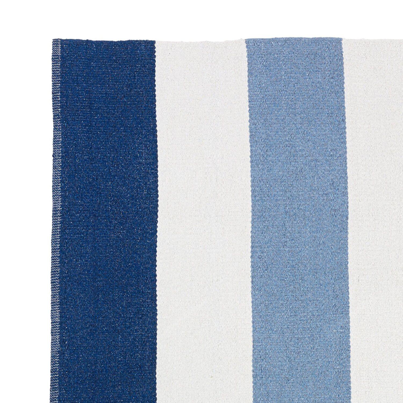Best Of Home Outdoor Teppich 140 Cm X 200 Cm Weiss Blau Kaufen Bei Obi