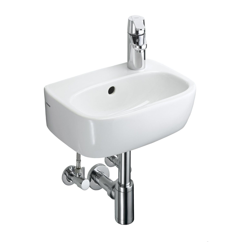 obi waschbecken komplett set alegro 36 cm kaufen bei obi On waschbecken komplett set