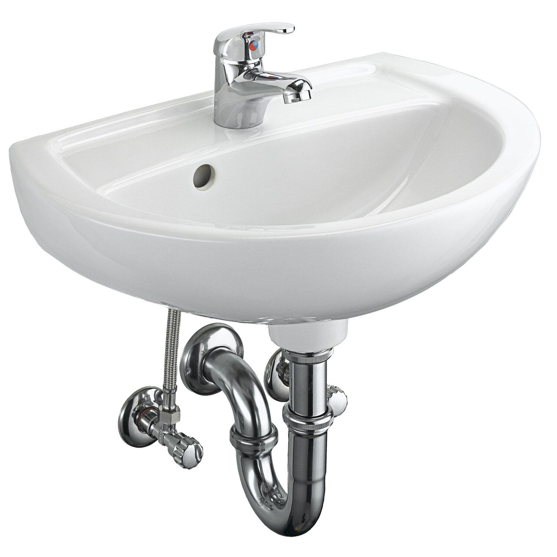 Waschbecken online kaufen bei OBI | {Waschbecken rund glas 51}