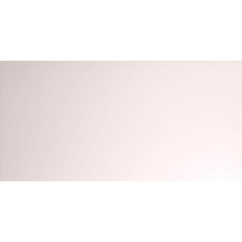Sonstige Wandfliese Alaska Weiß glänzend 30 cm x 60 cm