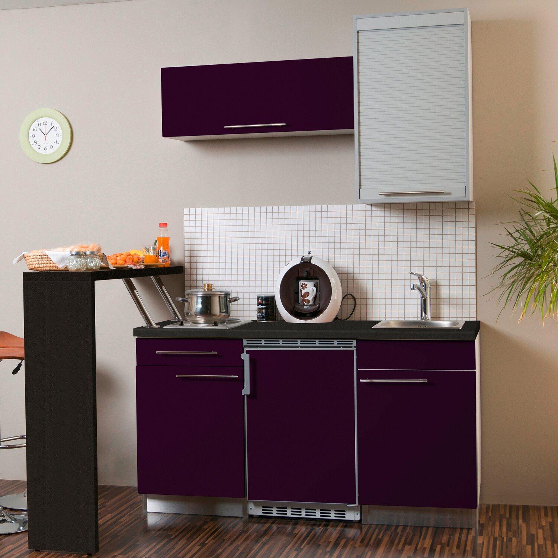 kleink che cucina for 2 mit tresen 174 cm kaufen bei obi. Black Bedroom Furniture Sets. Home Design Ideas