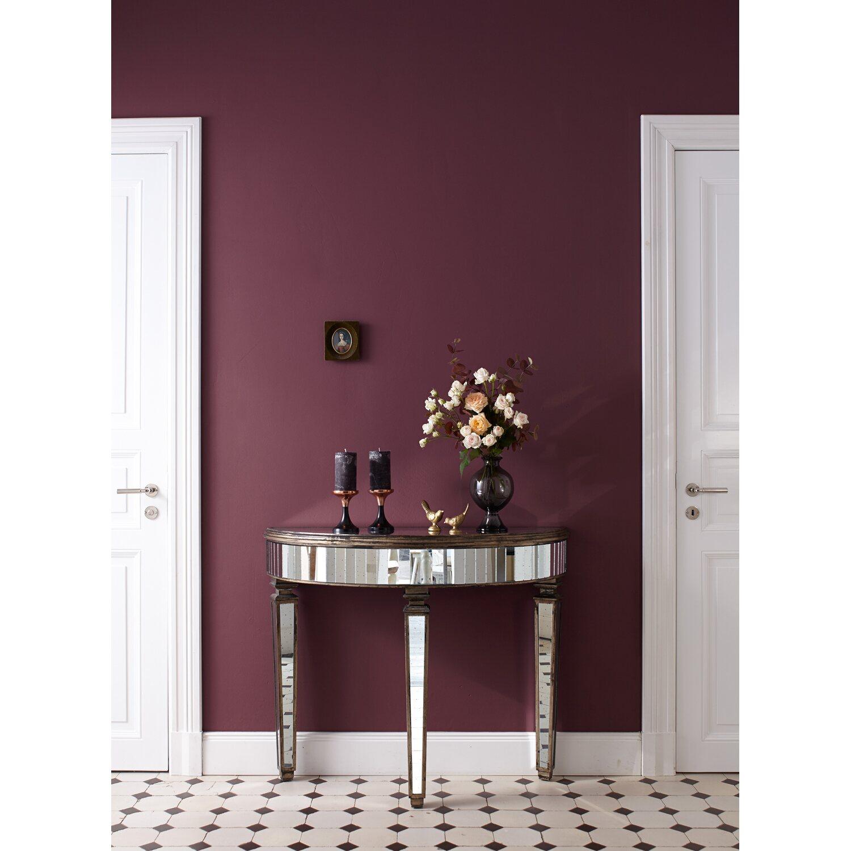 alpina feine farben no 17 herrschaftliches purpur. Black Bedroom Furniture Sets. Home Design Ideas