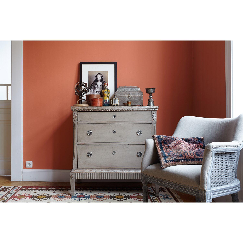 alpina feine farben no 26 verh lltes rotorange edelmatt 2 5 l kaufen bei obi. Black Bedroom Furniture Sets. Home Design Ideas