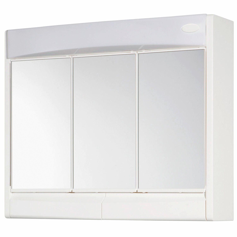 Jokey spiegelschrank saphir 60 cm wei eek b a kaufen for Spiegelschrank obi