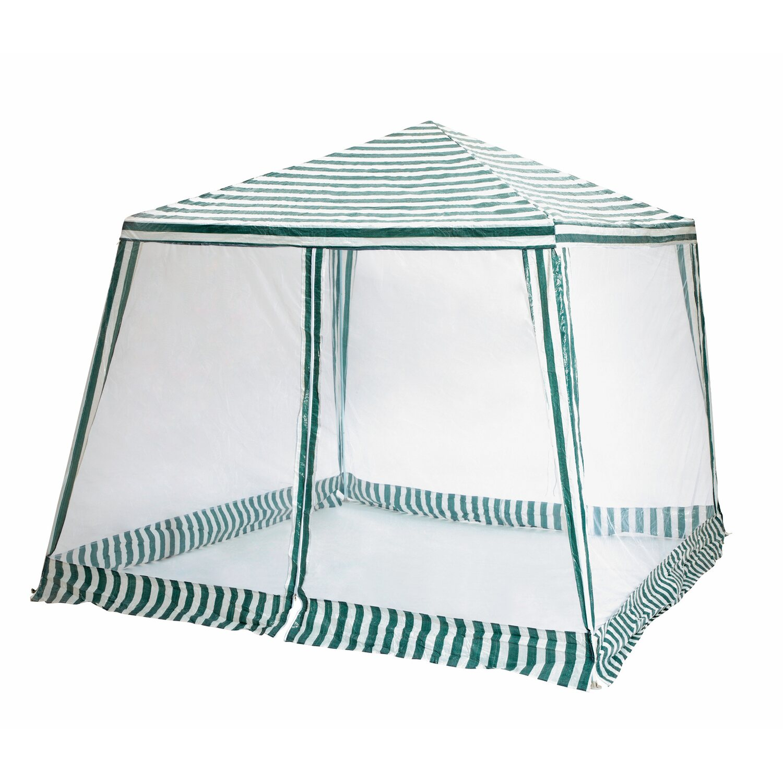 cmi pavillon mit moskitonetz 300 cm x 300 cm kaufen bei obi. Black Bedroom Furniture Sets. Home Design Ideas