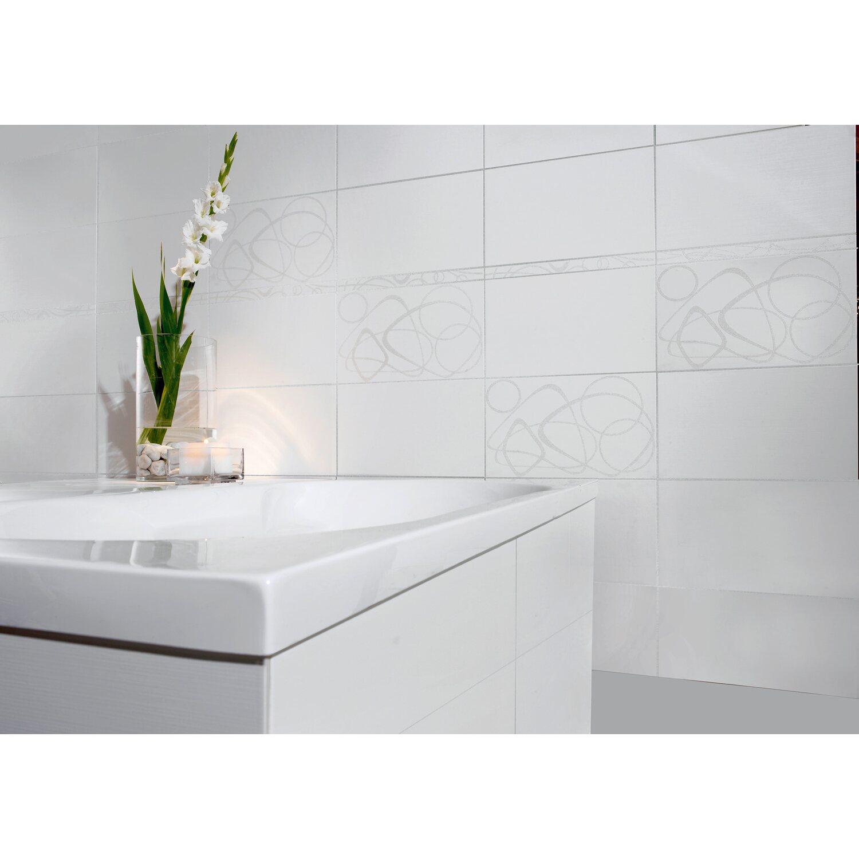 Relativ OBI Wandfliese Milano Weiß Matt 30 cm x 50 cm kaufen bei OBI XM87