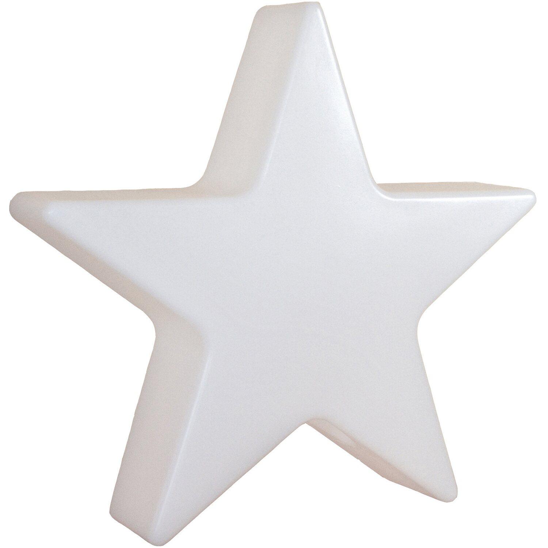 8 Seasons Design Beleuchteter Stern Mini Ø 40 cm für innen