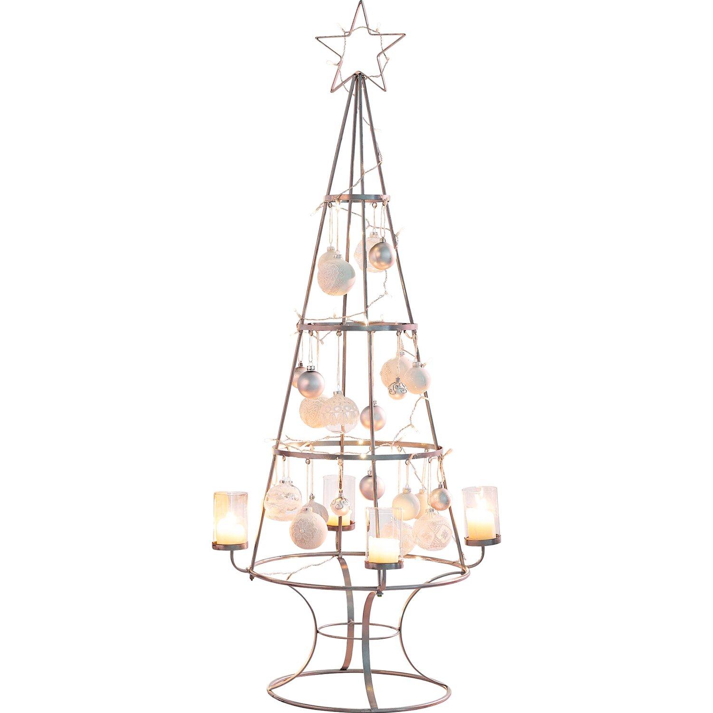 Kerzenhalter weihnachtsbaum obi