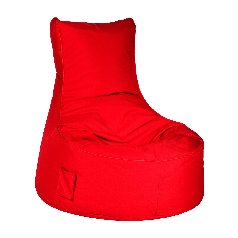 Sitting Point Sitzsack Swing Scuba 300 l Rot Preisvergleich