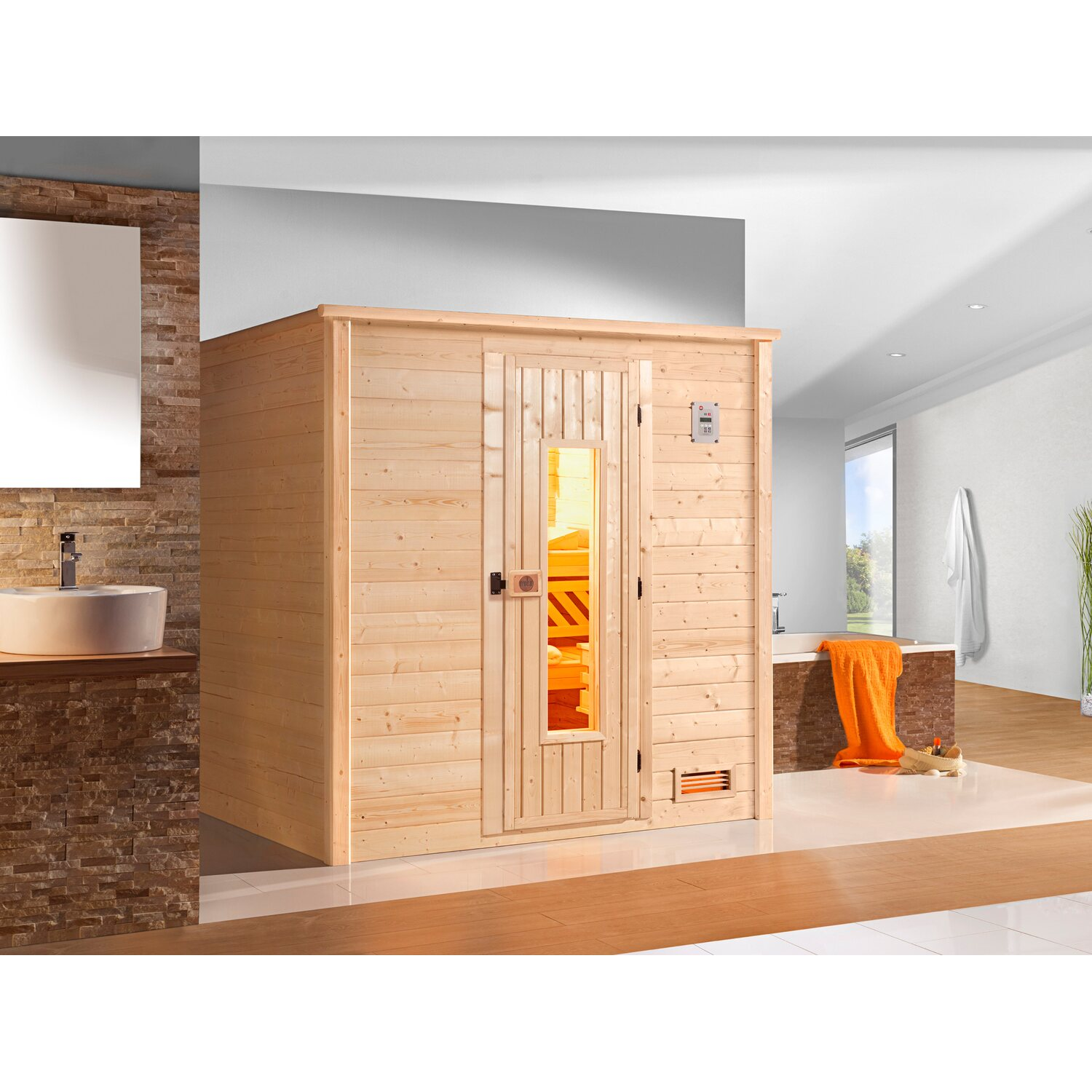 sauna mit ofen kaufen iq74 kyushucon. Black Bedroom Furniture Sets. Home Design Ideas