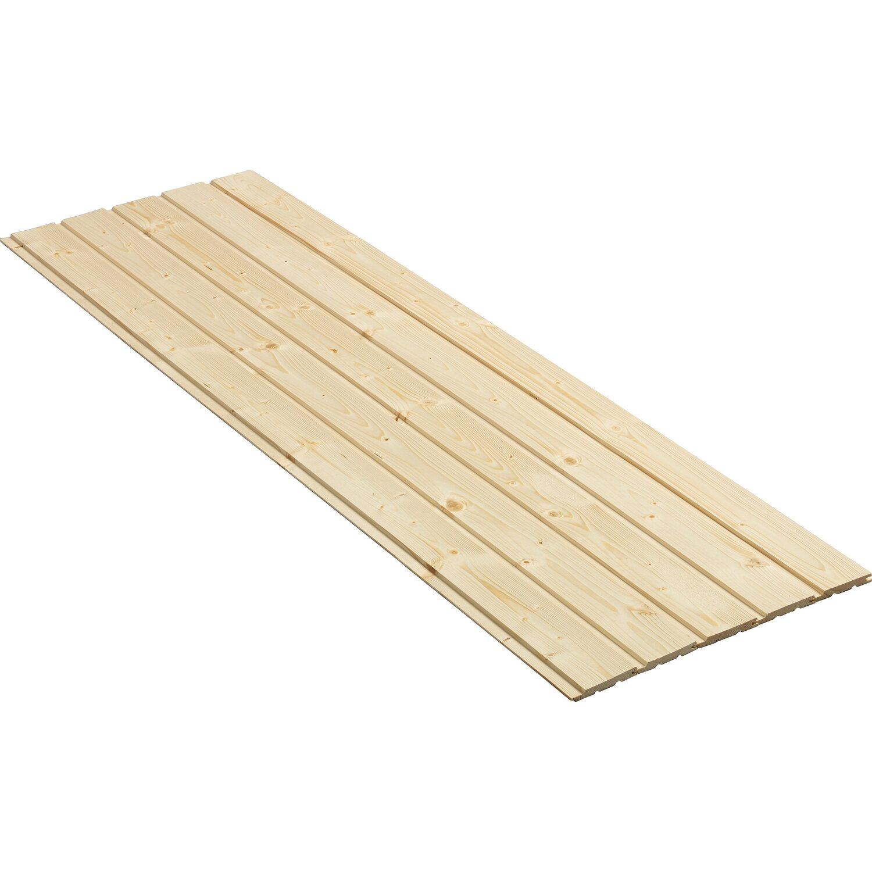 Sonstige Profilholz Helsinki 12,5 mm x 96 mm x 4200 mm Qualität HF