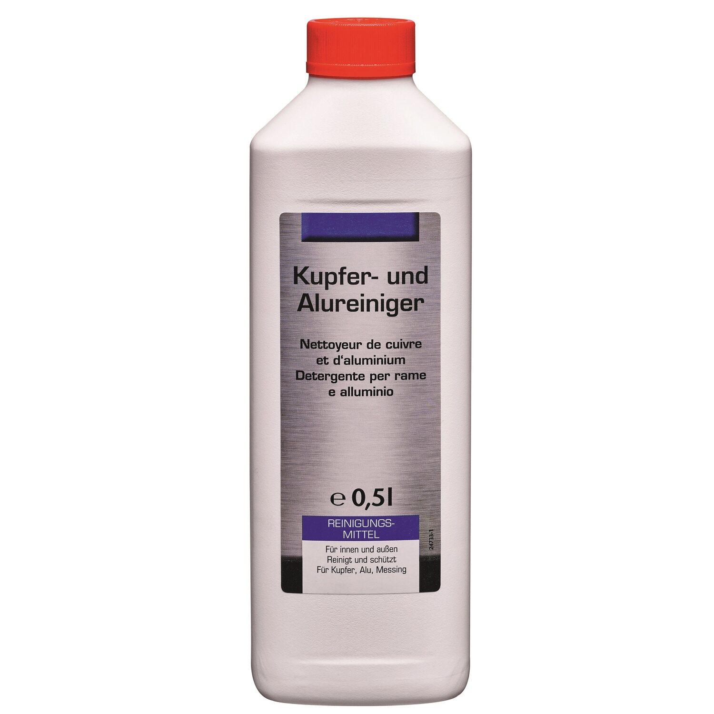 Kupfer- und Alureiniger 500 ml