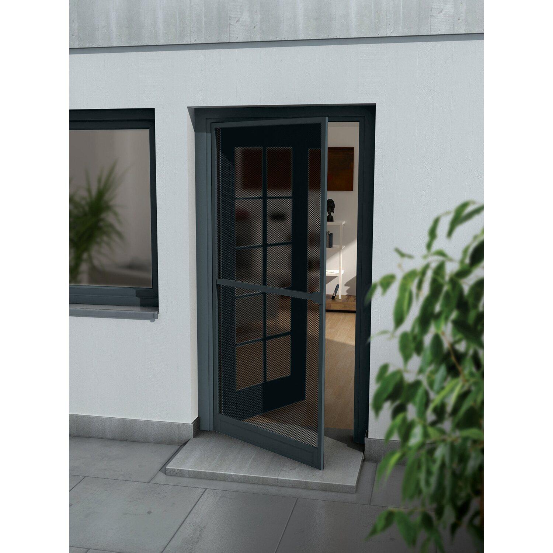 Fliegengitter Tür Obi : obi alurahmen t r 100 cm x 215 cm anthrazit kaufen bei obi ~ Watch28wear.com Haus und Dekorationen
