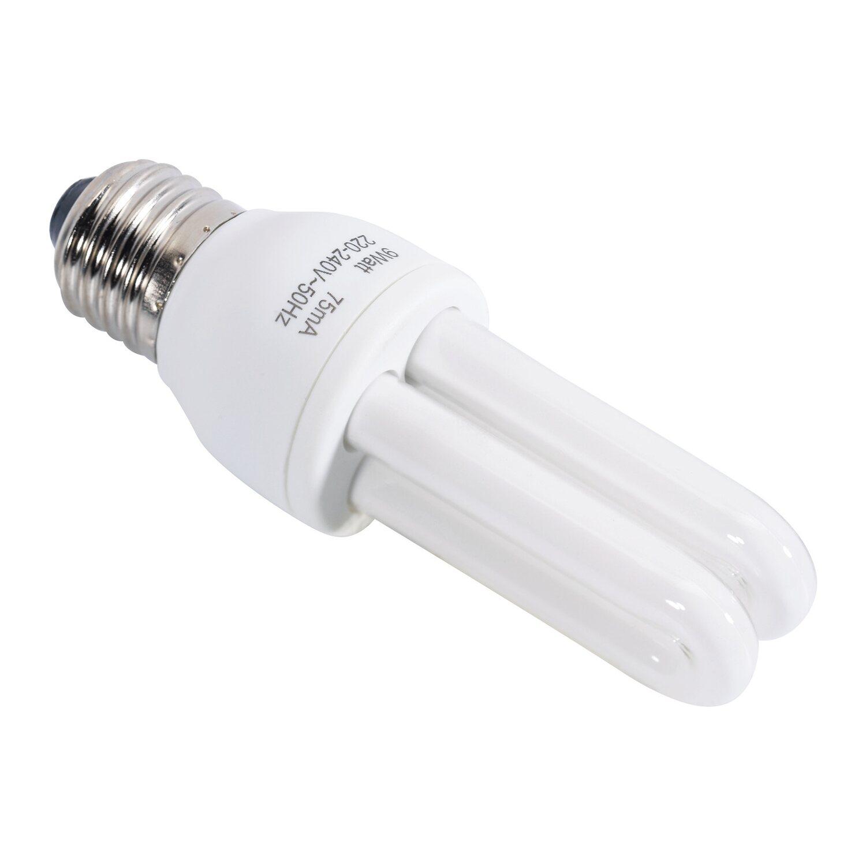 Energiesparlampe E14 / 9 W (450 lm) Warmweiß EE...