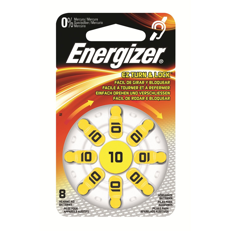 Energizer  Hörgerätebatterie Zinc Air 10