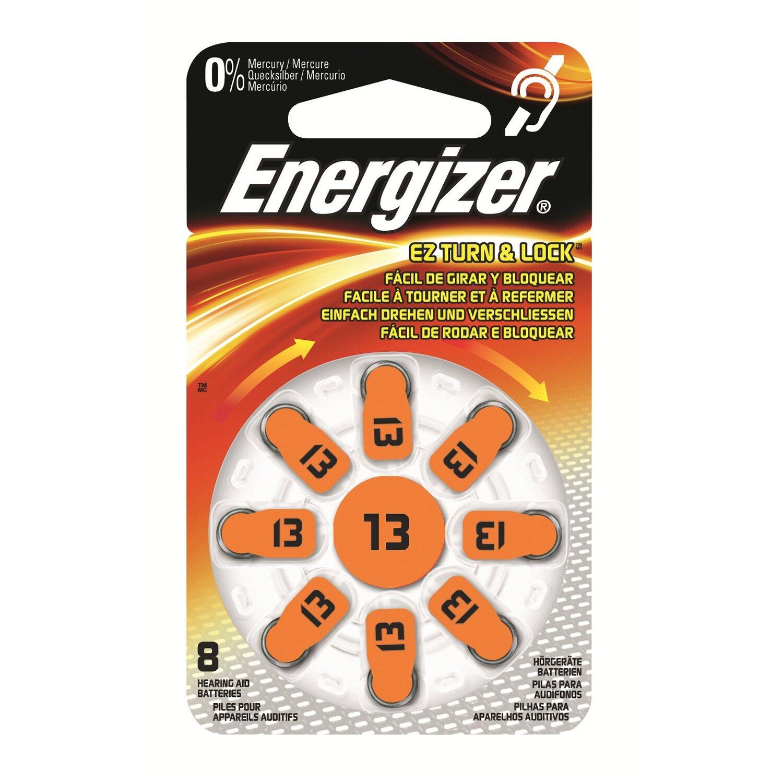 Energizer  Hörgerätebatterie Zinc Air 13