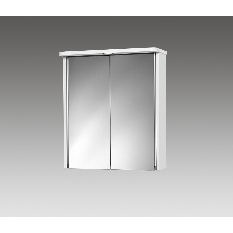 Jokey Spiegelschrank 55 cm Tamrus Weiß EEK: A+ kaufen bei OBI