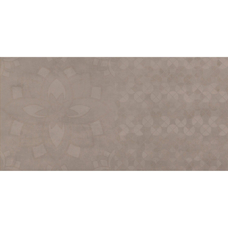 Feinsteinzeug capital dekor mix taupe 30 cm x 60 cm kaufen bei obi