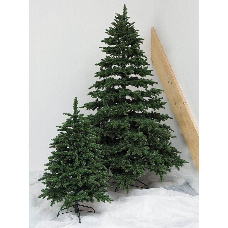 Künstliche Nordmanntanne Weihnachtsbaum.Takasho Künstlicher Weihnachtsbaum Nordmanntanne 210 Cm Kaufen Bei Obi