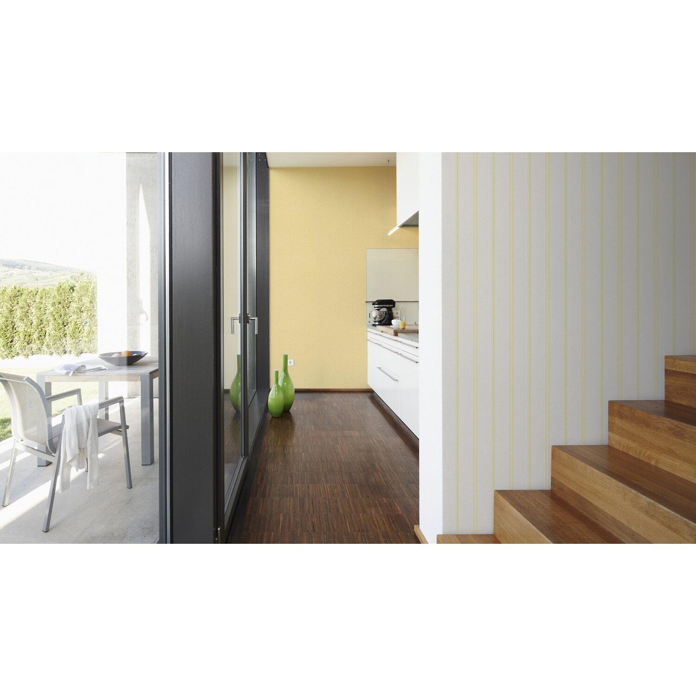 A s creation vliestapete streifen creme kaufen bei obi - Tapeten wohnzimmer obi ...